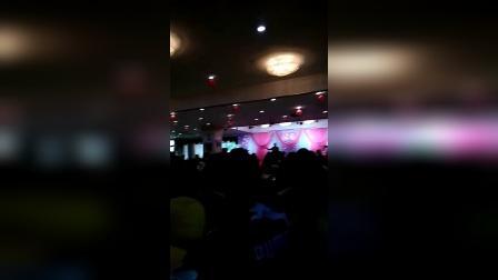 鸿桦渔港大酒店2018年迎新春文艺演出现场