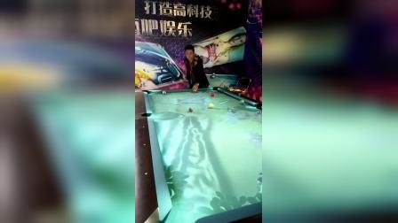 虚拟台球桌