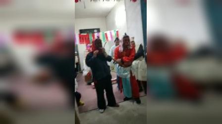 道场人妖搞笑视频(壮话)广西河池大化县道场