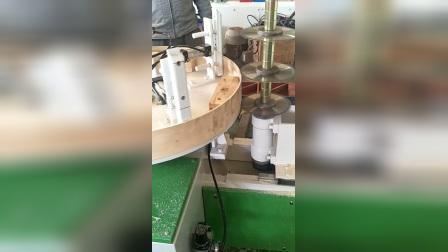 上下齐边锯,可定制各种家具生产木材加工设备木工机械