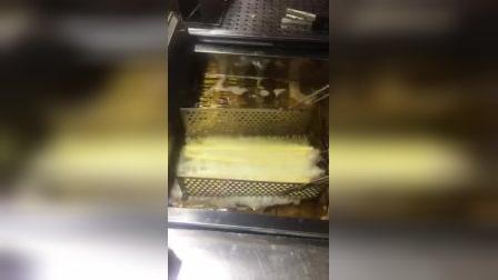 使用预拌粉和马铃薯全粉做长薯条豆咪又总结出几个小技巧配视频操作过程