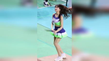 180321 韩国职业排球联赛 啦啦队美女 안지현 加油
