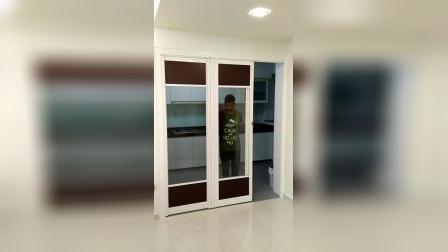 3 Panels - Kitchen Entrance