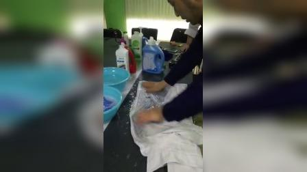 绿叶洗衣液
