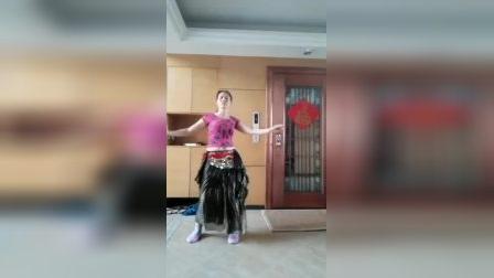 兰兰肚皮舞-印度风情