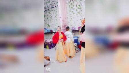 濉溪县四铺村五铺广场舞