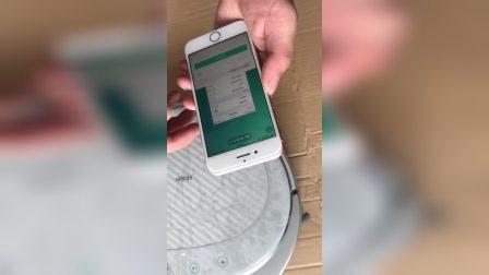 海尔扫地机银悦wifi连接方法