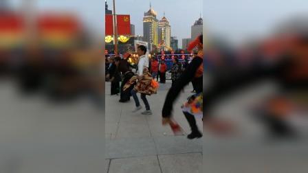 青海锅庄舞!