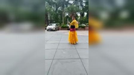 兰兰肚皮舞-阿拉伯女郎