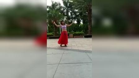 兰兰肚皮舞-天竺少女
