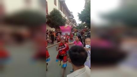 2018年端午节!上林三里渡河公!二