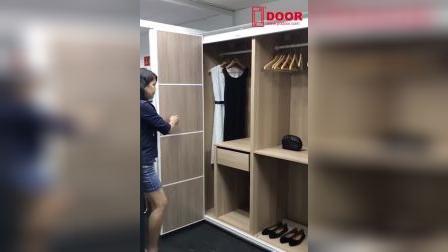 3 Panels - Wardrobe