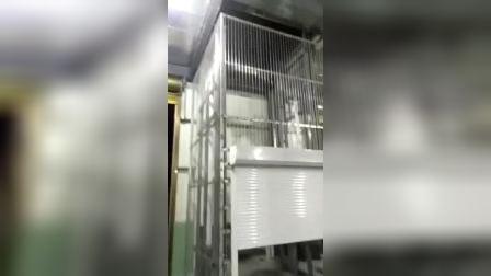 联动门升降货梯