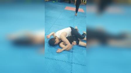太原散搏击 MMA