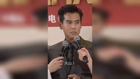 哈哈哈!#彭于晏 在#上海国际电影节 上讲述自己全方位立体式被虐的悲催故事,但导