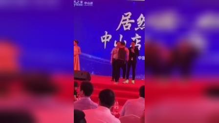 任达华广东出席活动遇袭 被捅一刀腹部出血急诊