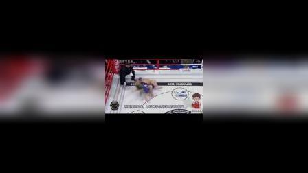 险些被KO!实力强敌激怒24战20胜中国王赛,结果被逆转残暴KO了