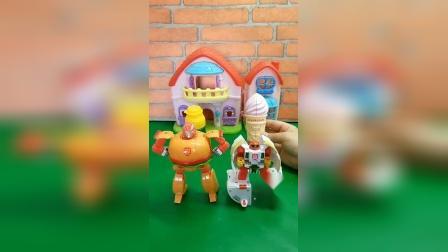 小朋友们最喜欢哪一款小玩具呢?