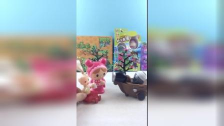 少儿益智玩具:小芭比变僵尸