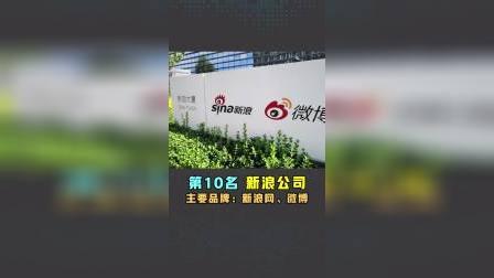 2019中国互联网企业100强榜单,你喜欢的公司排名第几呢?