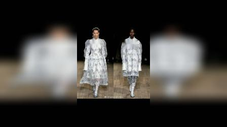 青花瓷纱裙,这也太美了吧