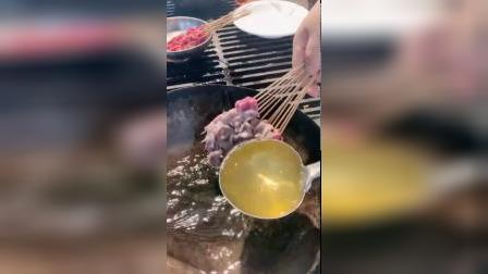 最好吃的油泼牛肉
