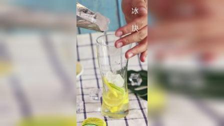 柠檬红茶-郑州欧米奇咖啡饮品培训