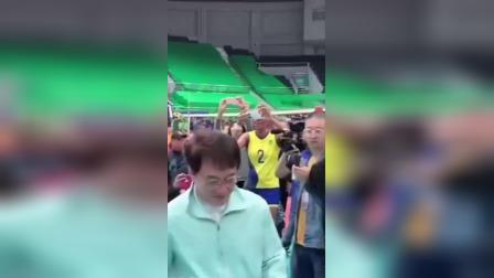 巩俐饰演的郎平