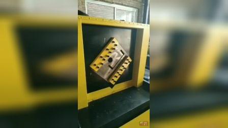 铜棒切断机 圆钢切断机 多功能液压切断机