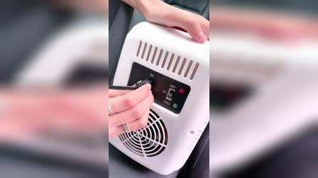 小冰箱迷你小型家用单门式制冷二人世界宿舍冷藏车载冰箱
