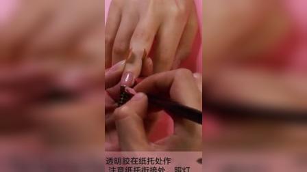 百变假指甲让绚丽多彩在手中舞动
