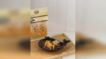 猫贝勒宠物猫咪零食猫粮伴侣鸡肉粉营养海苔芝麻肉松拌粮辅食400g