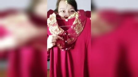 #中年妈妈夏季雪纺针织衫