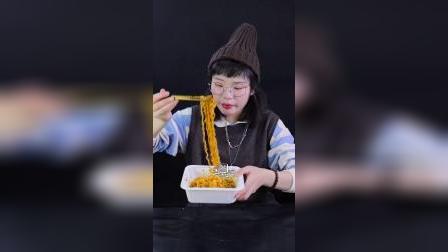 龙虾味超浓的葱油炒面,喜欢龙虾的看这里!