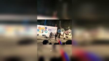 蚂蚁音乐节开唱!
