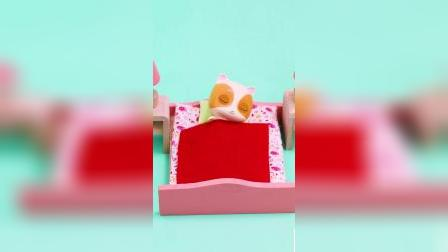 乐乐尿床,想起儿时尿床的梦,不可描述哈