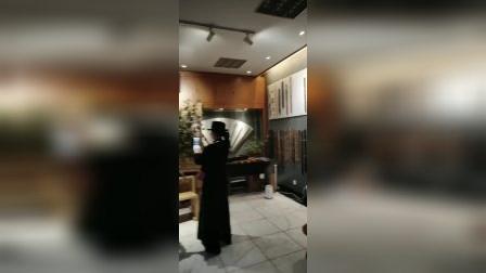 时代名家文化之旅:走进琉璃厂文化街*国箫馆【江改银报道】