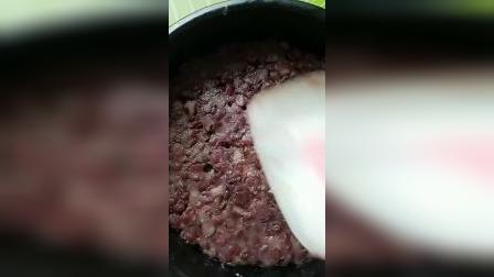 大黄米糕教程,香甜软糯,细腻美味,老少皆宜!