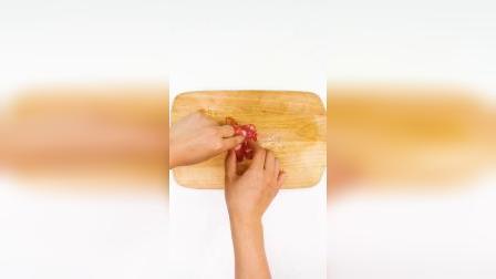 吃货的满足,来自于肉上加肉的培根鸡肉卷盖浇饭