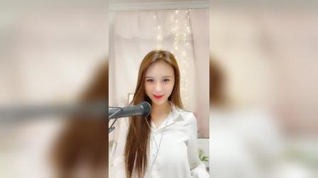 花椒女主播妙音如水直播视频2019.12.30