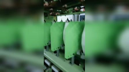 万利纺机WL310G高速智能化无边倍捻机
