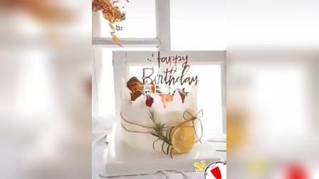 慕巴夫鲜花主题蛋糕今日烘焙产品一览,爱了爱了