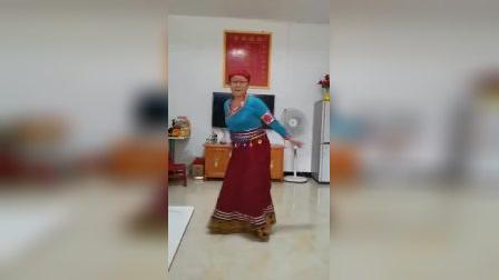 zhanghongaaa上传精彩舞(我心飞翔我微信舞蹈分享群管理员)展示我的九寨