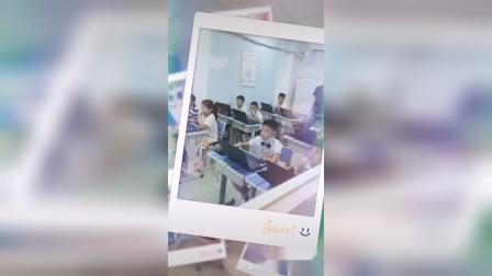 奇墨少儿编程培训~周末课堂精彩剪影!