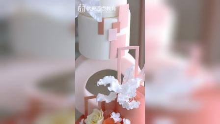 优美西点-翻糖蛋糕展示