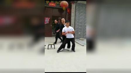 陈辉太极院教师视频(一)