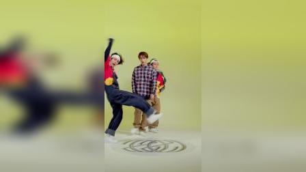 NCT U 《90's Love》接力舞蹈(全屏更好看)