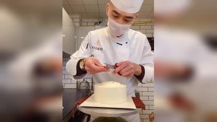 做蛋糕师傅真棒👍