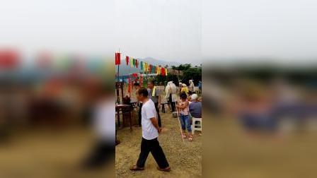 重庆市綦江区安稳镇八难大斋,徐本一等道教班人。