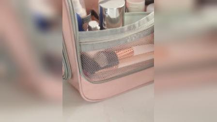 君晓天云旅行洗漱包防水化妆包必备可携式收纳袋收纳包套装女大容量旅游用品